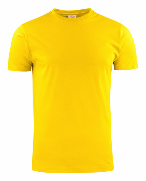 Printer RSX Heavy T-shirt lemon